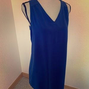 Old Navy Navy Blue Tank Dress M